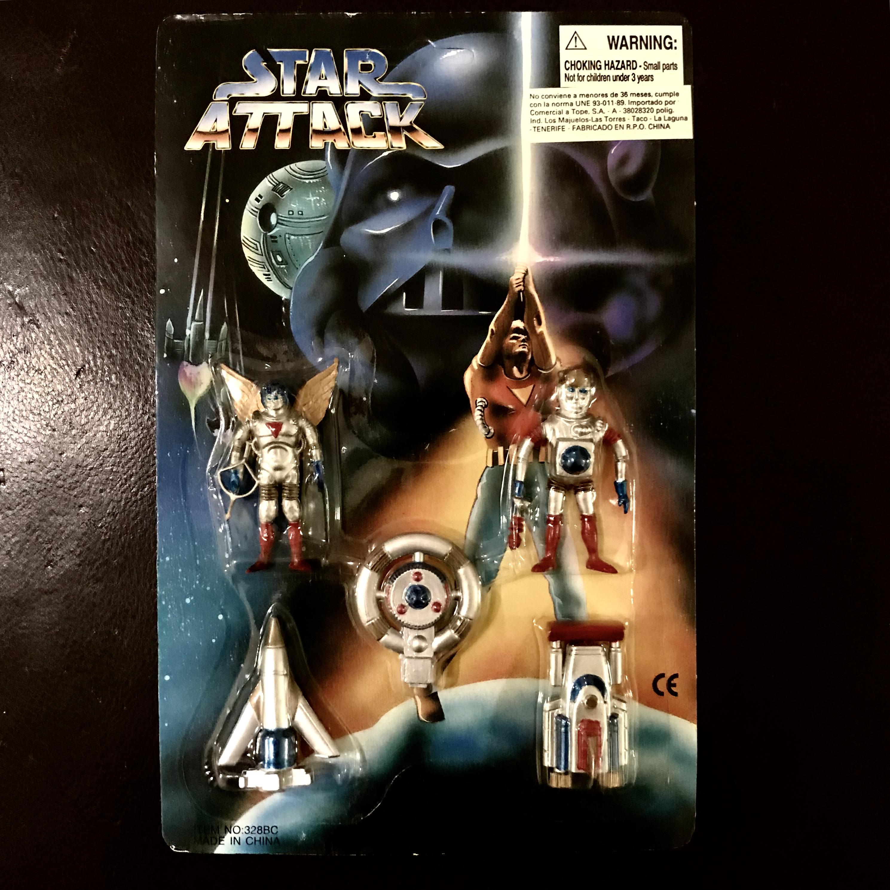 Star Attack
