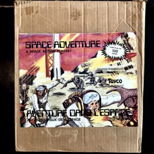 SPACE ADVENTURE PLAYSET