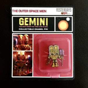 OUTER SPACE MEN LAPEL PINS